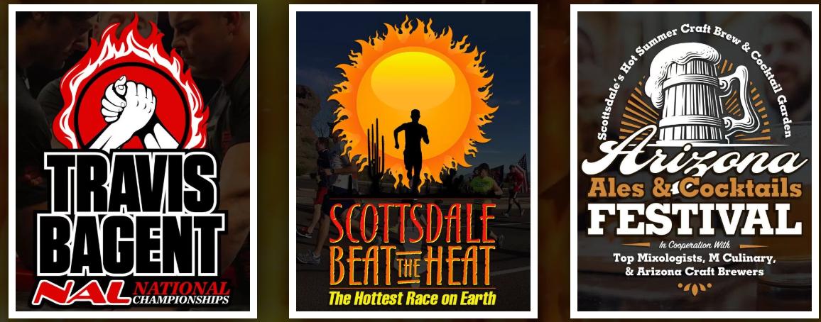 Scottsdale Fahrenheit Festival   June 16th