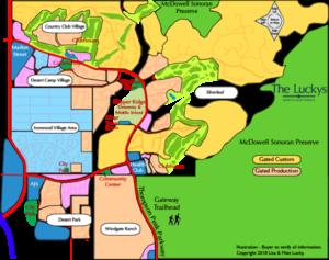 Clickable DC Ranch Area Map