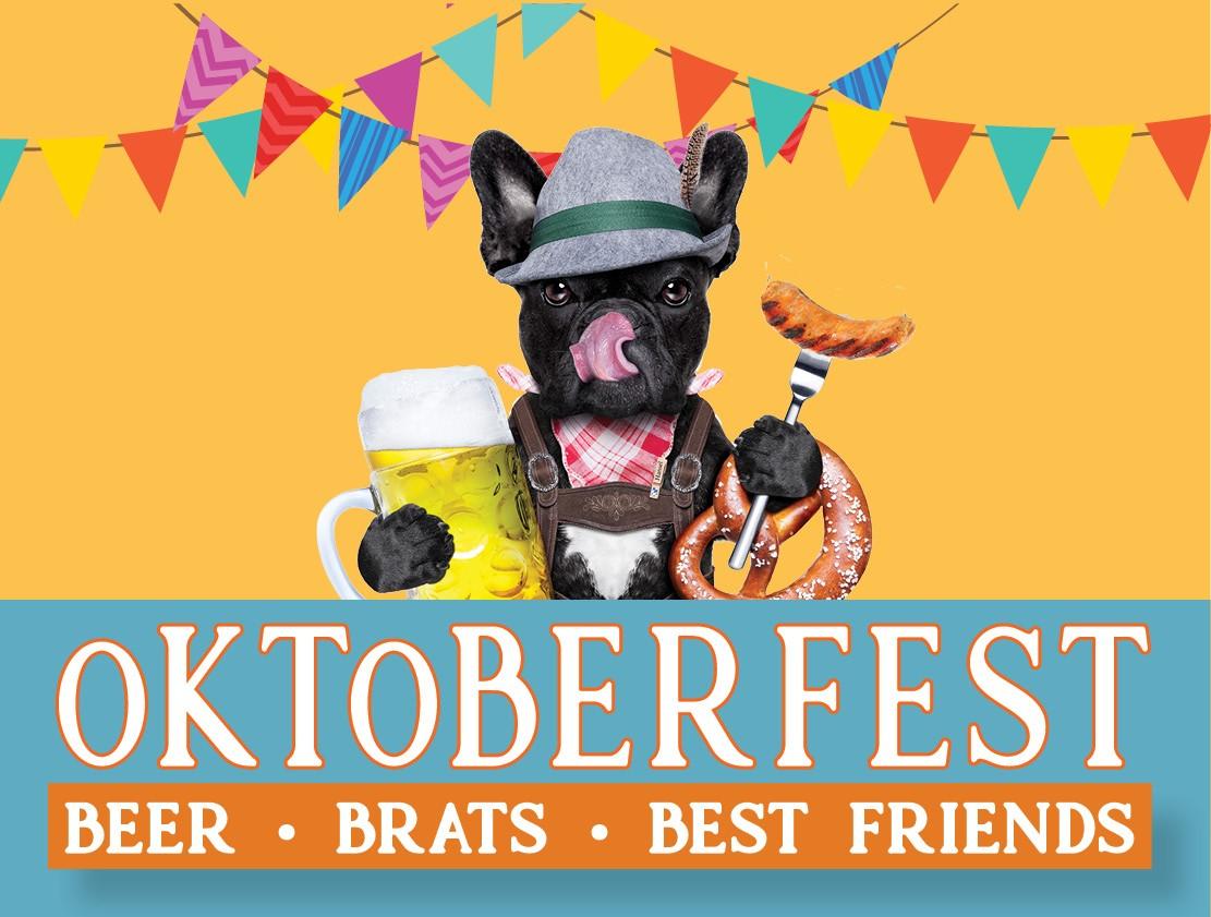 Dog Friendly Oktoberfest | October 11th