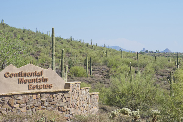 Continental Mountain Estates Lot 8