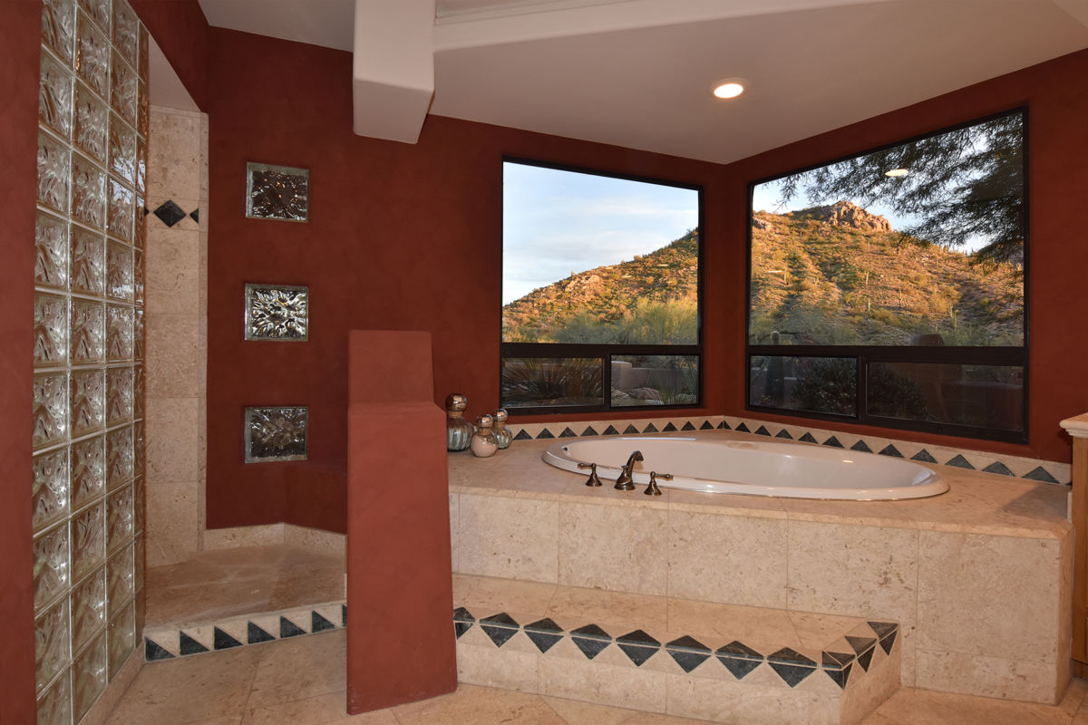 Troon Ridge Estate Master Bath