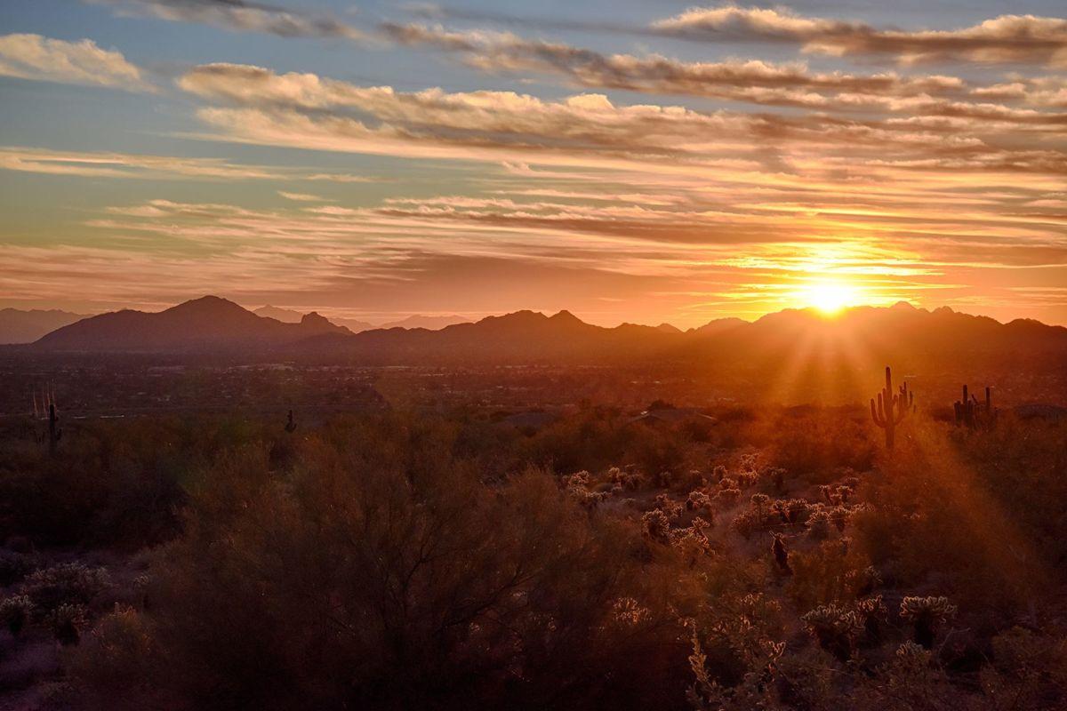 Amazing Arizona Sunsets