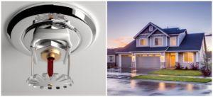 Annual Fire Sprinkler System Check!