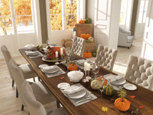 Your Home: 6 Stylish Ideas for Your Thanksgiving Table